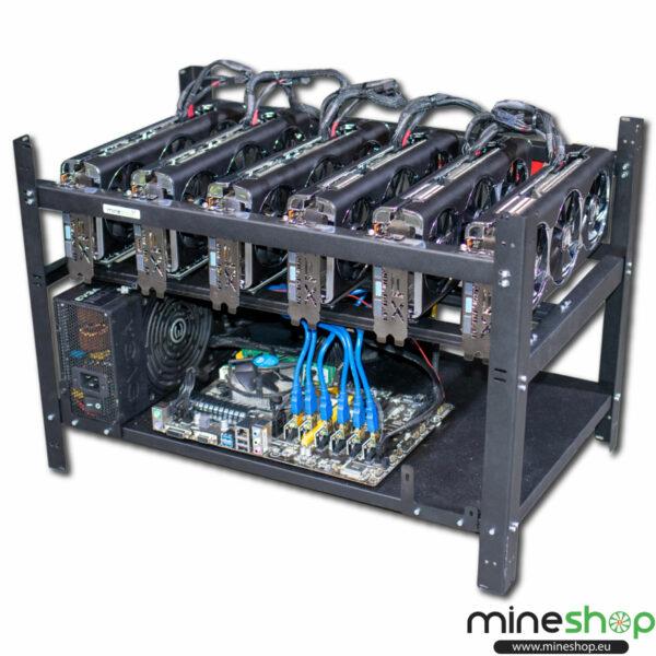 RX5600XT ethereum mining rig