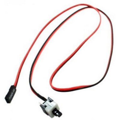 pc mining rig power switch cable