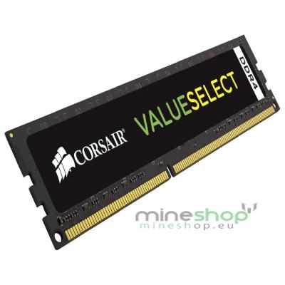 Corsair DDR4 8GB Value Select Desktop PC/Computer RAM/Memory