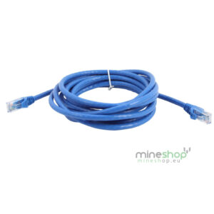 LAN cable CAT 5E 5m