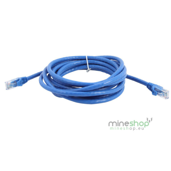 LAN cable CAT 5E 5m