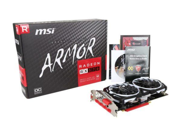 RX 570 ARMOR 4G OC