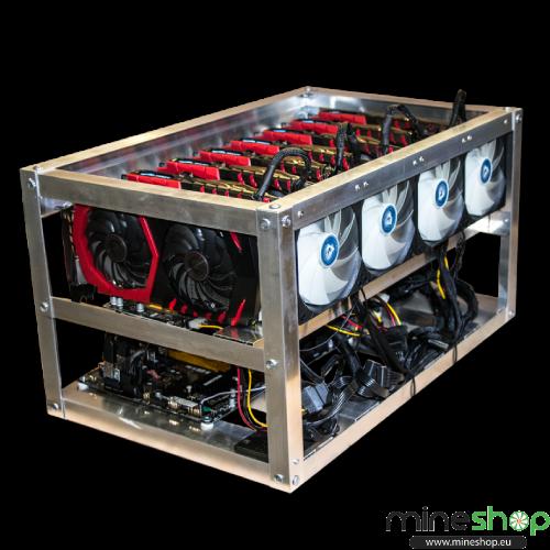 Monero miner 6500 h/s – Mineshop