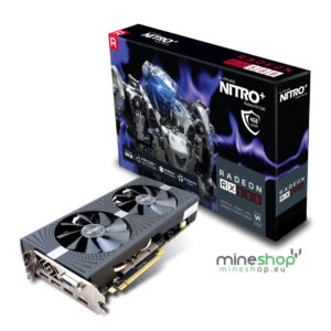 Sapphire AMD Radeon RX 580 4GB