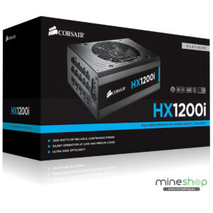 Corsair 1200w HX1200i power supply