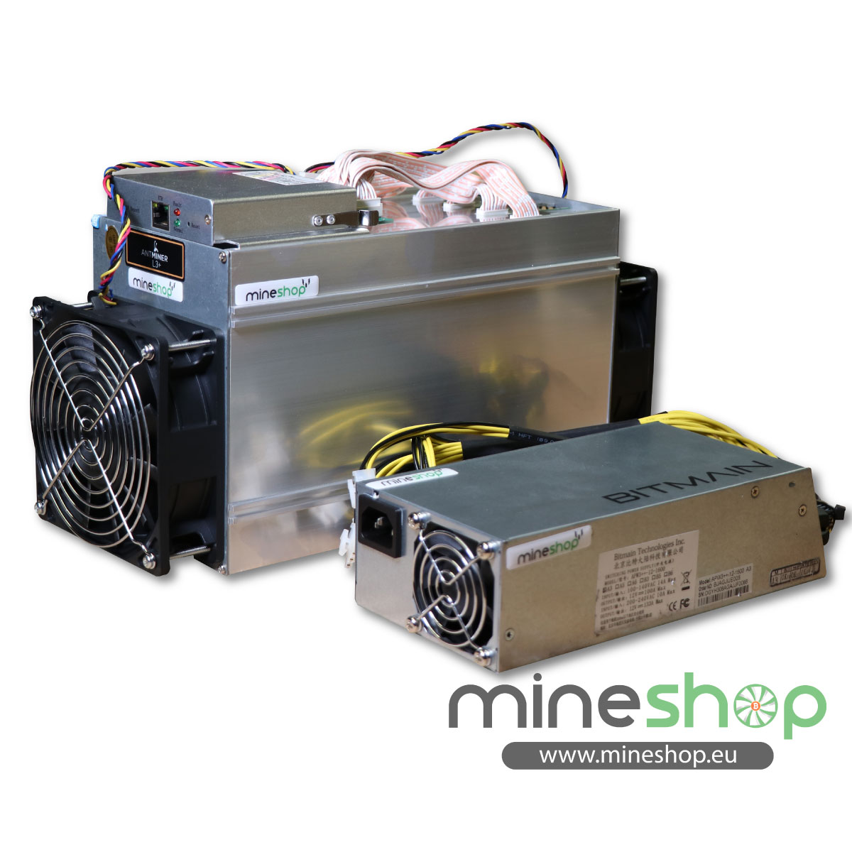 BITMAIN antminer L3+ for Litecoin – Mineshop