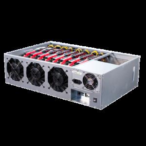 8 gpu mining rig case