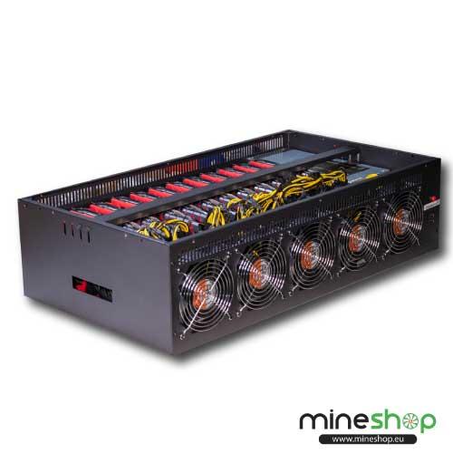 12gpu mining rig case