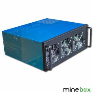 mining rig case frame server